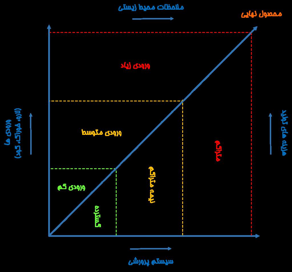 سیستم های مختلف پرورش ماهی