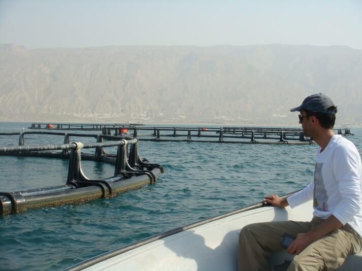 آبزی-پروری-دریایی-ایران